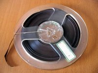 open reel magnetic tape