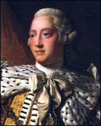 King George III asserted his political authority on several occasions, in contrast with his two Hanoverian predecessors.