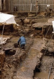 is just one stage of archaeological research.